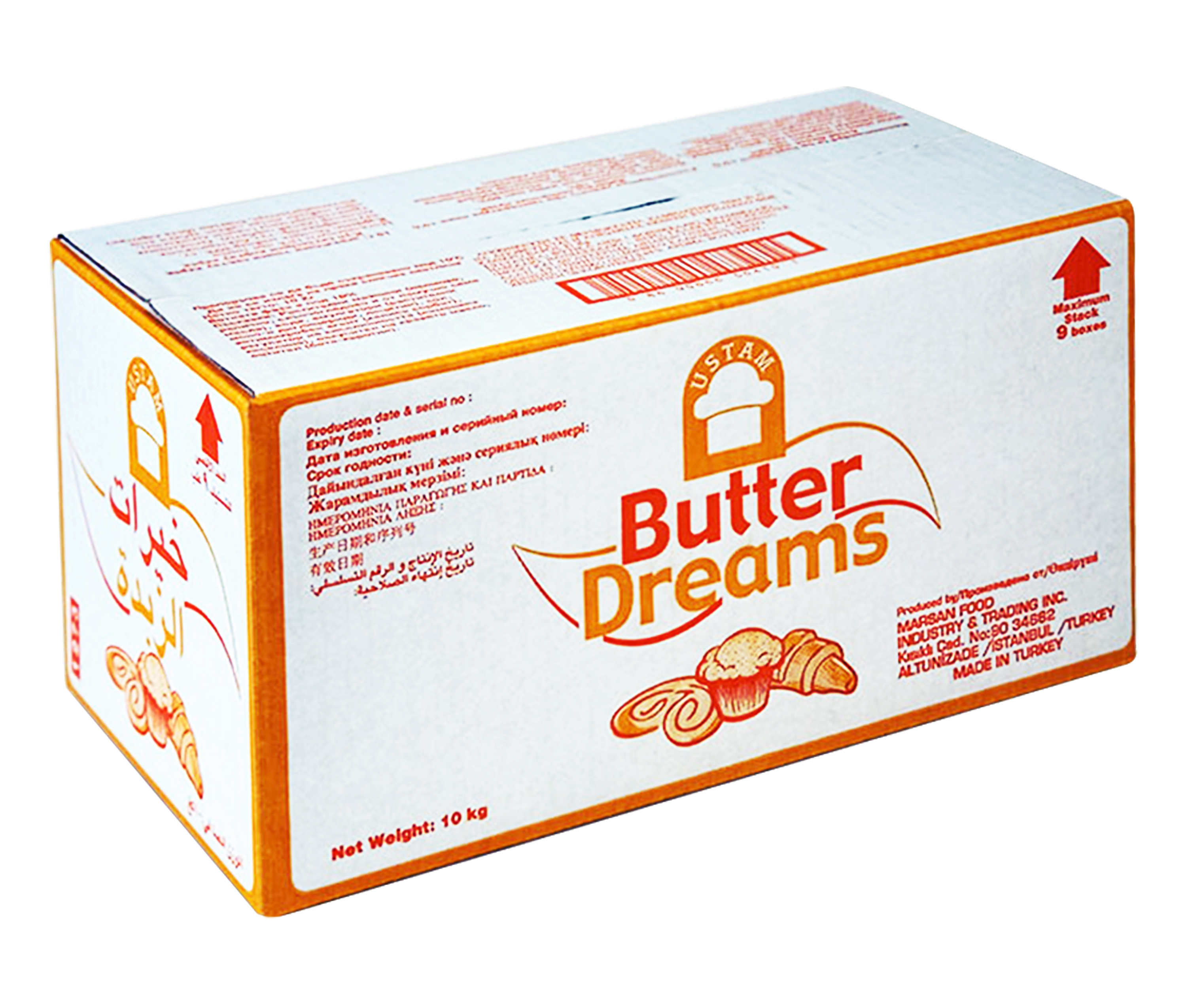 Butter Dreams Margarine Image