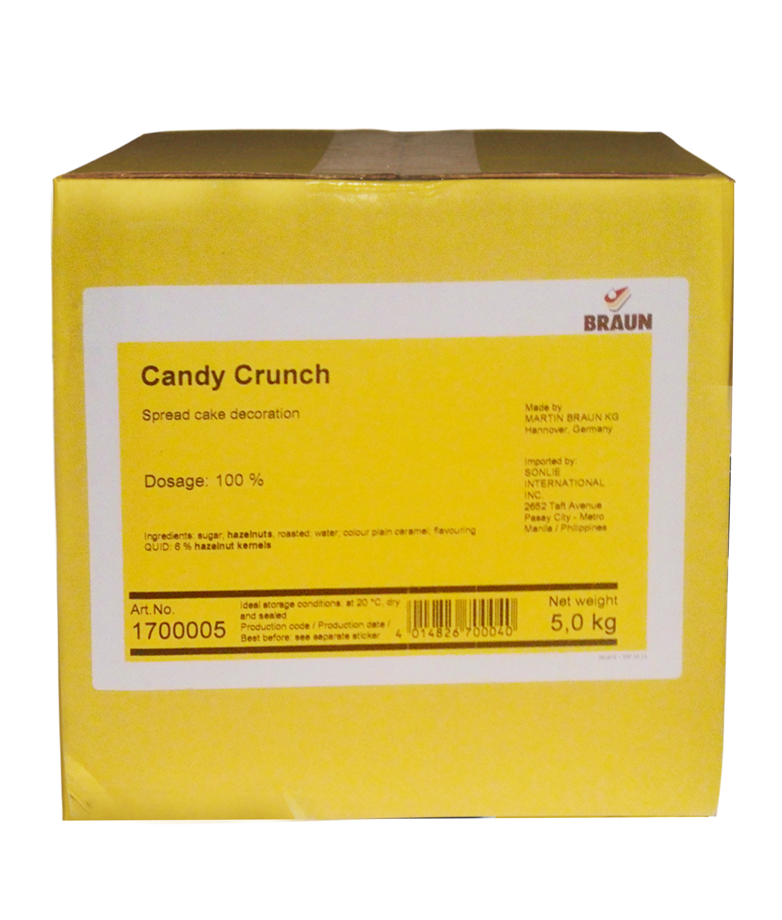 Candy Crunch Image